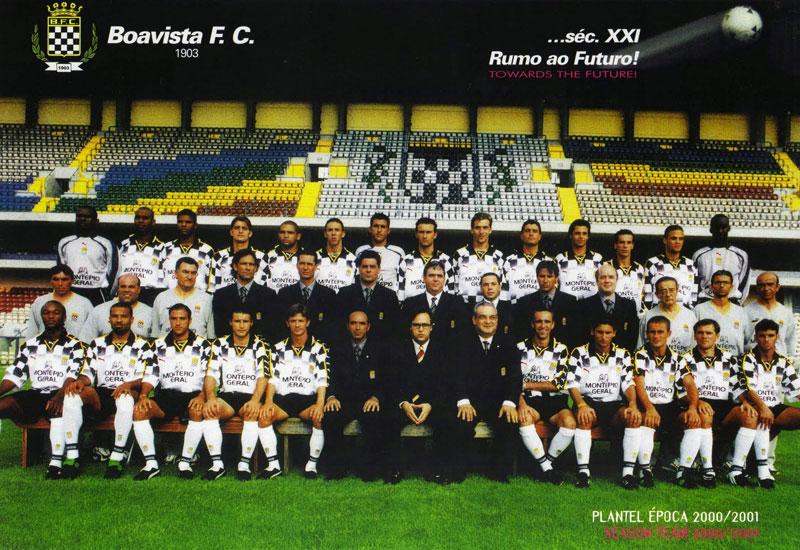 Lembra-se deles? Há 15 anos o Boavista foi campeão nacional