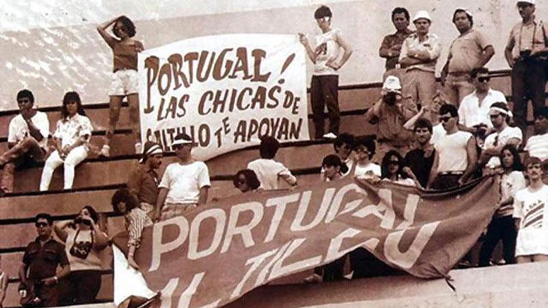 Ainda se lembra de Saltillo? Há 30 anos a seleção nacional entrava em greve