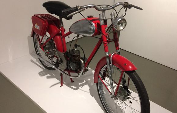 Exposição de motas antigas - Matosinhos Image