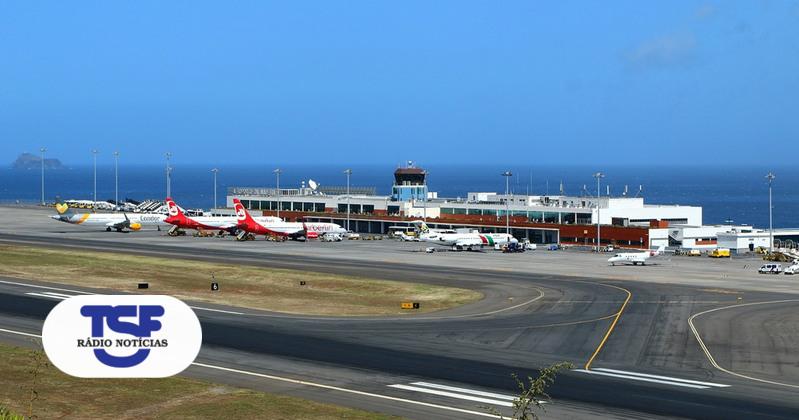 Aeroporto Cristiano Ronaldo : O aeroporto cristiano ronaldo e ″complexo dos portugueses″