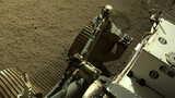 El robot perseverancia en Marte